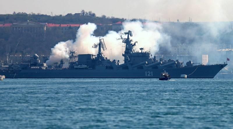 미디어 : 러시아의 행동은 흑해에서 미국과 동맹국의 계획을 위반했다.