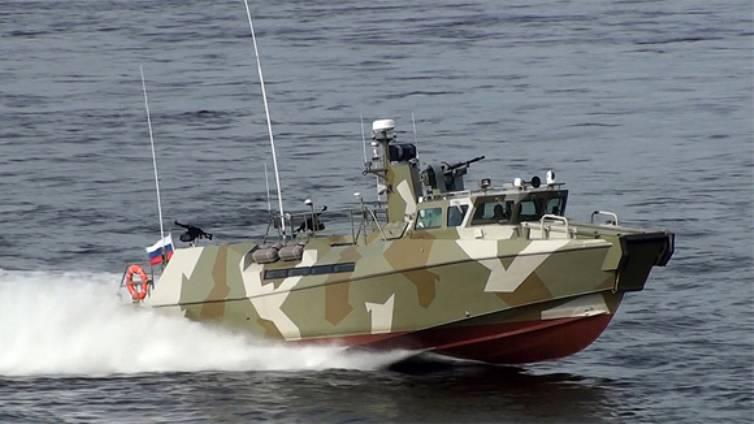 СМИ: в составе российского флота появились отряды «прибрежного спецназа»