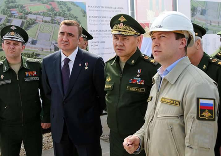 1 сентября откроет двери возрождённое Тульское суворовское военное училище