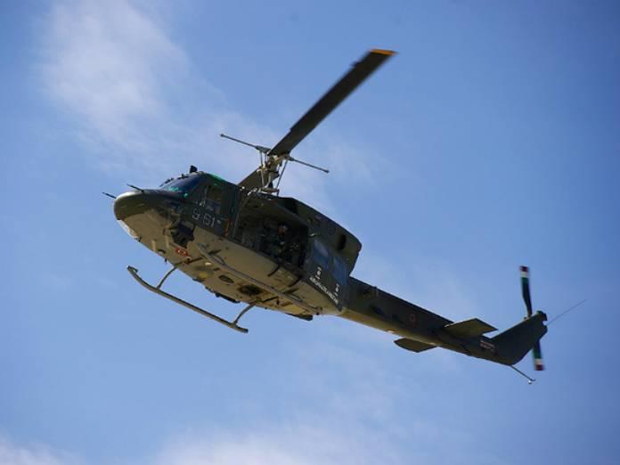 Вертолёт саудитов рухнул в Йемене