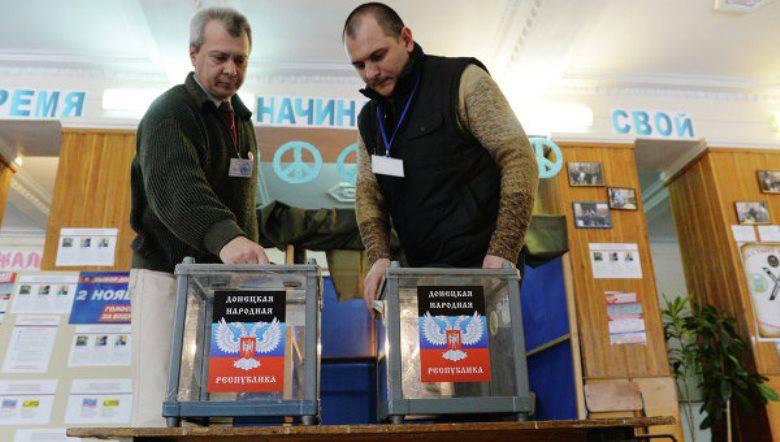 Наблюдатель из ФРГ: предварительное голосование в ДНР соответствует европейским стандартам