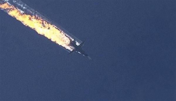 """Байки Анкары: """"Турецкие лётчики сами принимали решение - сбивать или не сбивать самолёт..."""""""