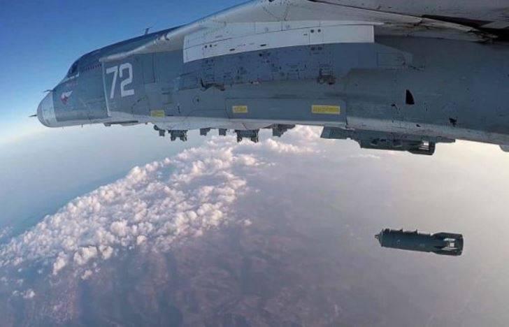 СМИ: Россия передала сирийским ВВС бомбардировщики Су-24М2