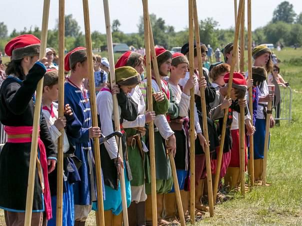 Военно-исторический фестиваль «Сибирский огонь»