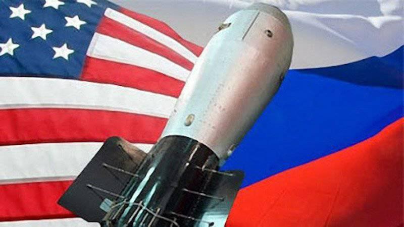 В РФ будет создана система контроля за соблюдением Соединёнными Штатами договора об СНВ