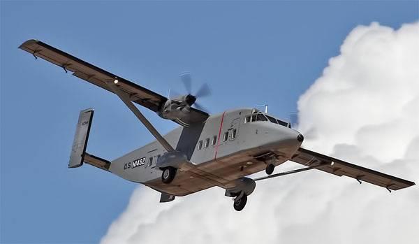 Эстонские ВВС отказались от американского подарка в виде двух Sherpa C-23B+
