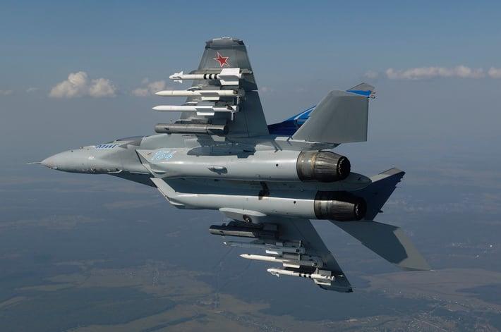 МиГ-35: очень трудный взлёт