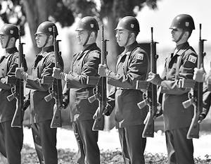 Турецкая армия гораздо слабее, чем хочет казаться