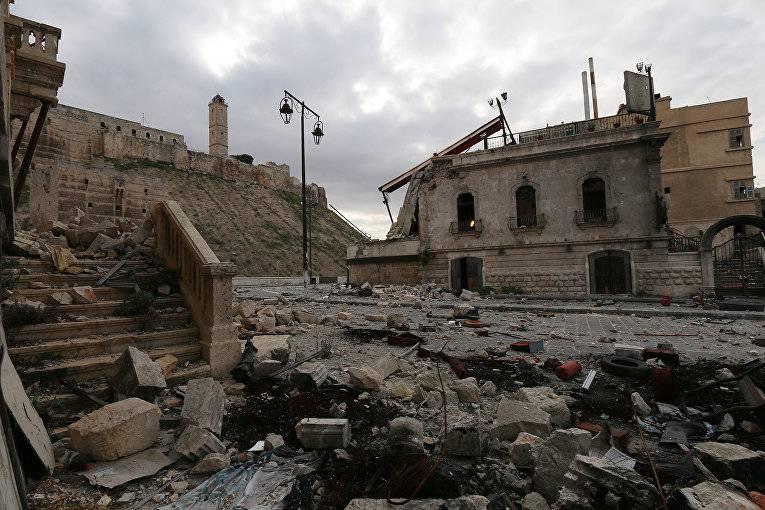В Сирии развёрнута масштабная операция по спасению жителей Алеппо