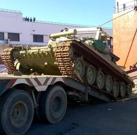 «Танковая лихорадка» в Северной Африке