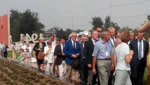 Французские депутаты снова в Крыму