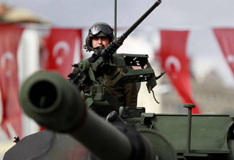 Турецкие власти закрыли пограничный переход, который использовали боевики «Свободной сирийской армии»