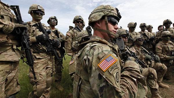 С американской военной базы в Германии пропало несколько единиц стрелкового оружия