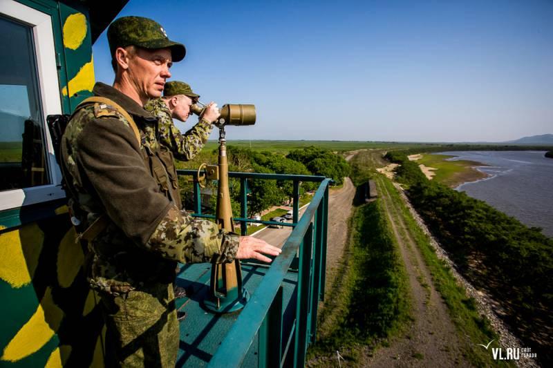 Границы РФ будут охраняться системами с искусственным интеллектом