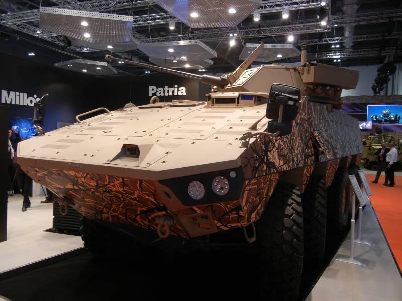 Світовий ринок броньованих машин.  Частина 1