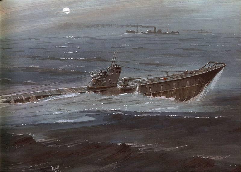 Действия подводных сил Балтийского флота в 1942 году