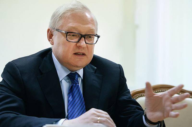 МИД РФ: американские санкции против российского ОПК являются косвенной поддержкой террористов