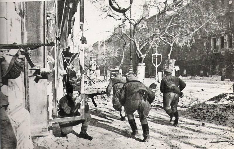 Соперники пистолета-пулемёта Шпагина. Часть вторая