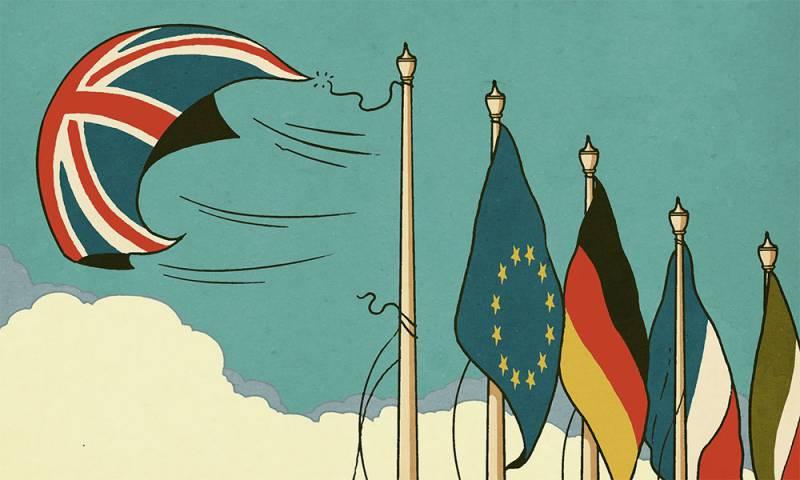Жизнь после Брексита: нам нужна ось Париж — Берлин — Москва (Mediapart, Франция)