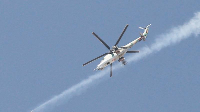 Правительственные силы Сирии нанесли авиаудары по объектам ИГ в Хомсе