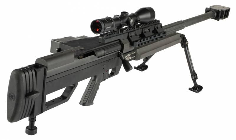 Крупнокалиберная снайперская винтовка Steyr HS .50