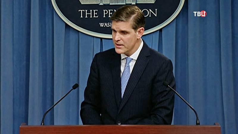 Пентагон снова выразил обеспокоенность по поводу «опасного поведения» России