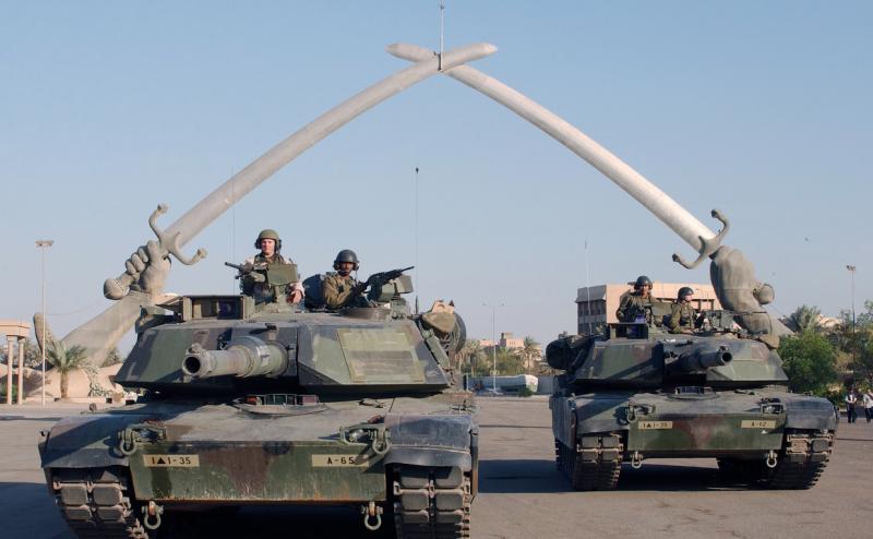 Евродепутат: организаторы вторжения в Ирак солгали относительно мотивов этого шага