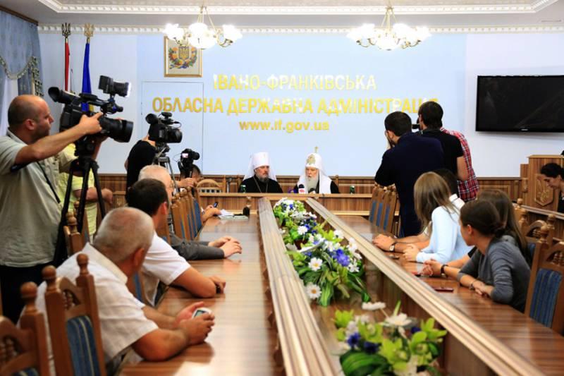 """Филарет-Денисенко заявил о том, что знал о """"рецепте"""" предотвращения войны на Украине"""