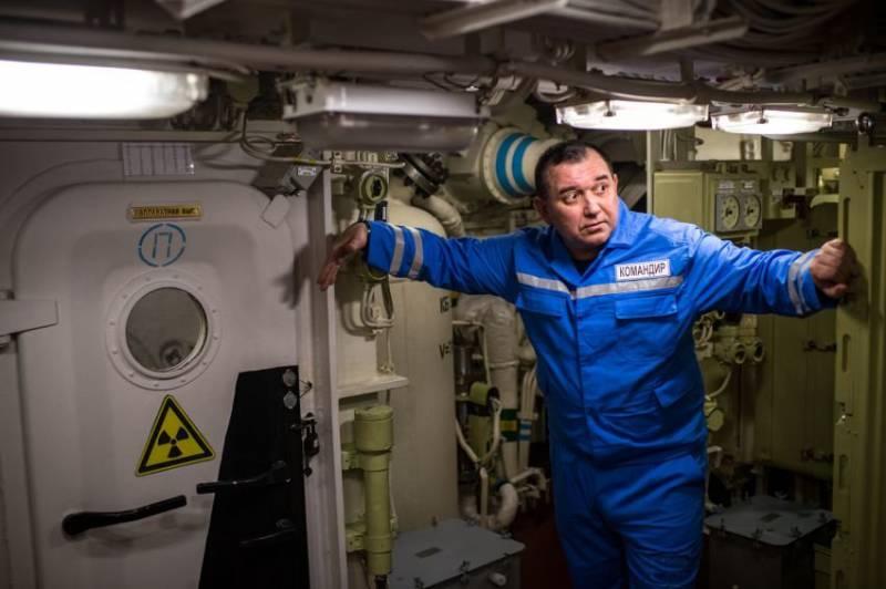 ВМФ РФ рассматривает возможность полного перехода на ядерную энергетику