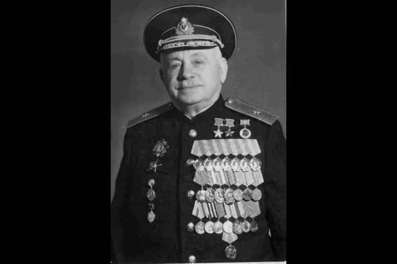 "Как воевал ледокол ""Красин"""