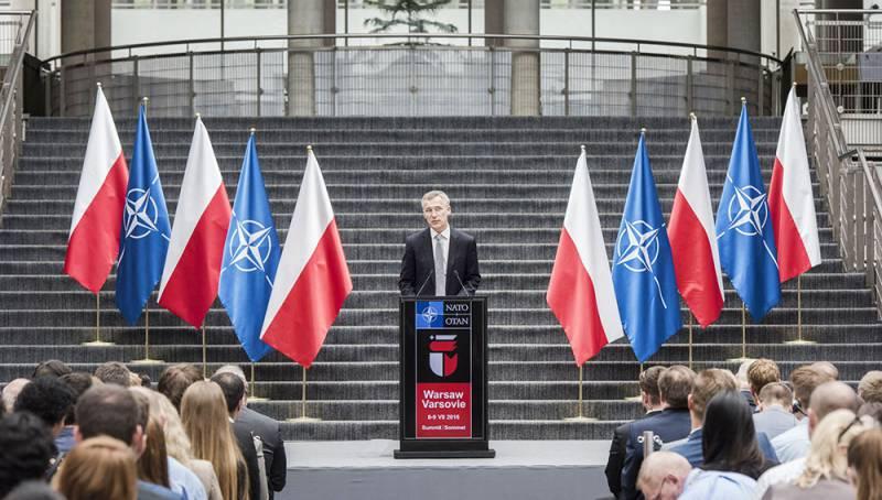 Саммит НАТО как точка отсчёта новой холодной войны