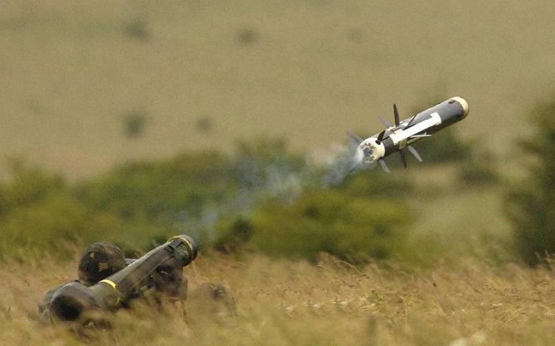 """Украина в кооперации с """"ближневосточными партнёрами"""" собралась производить аналоги ПТРК «Javelin»"""