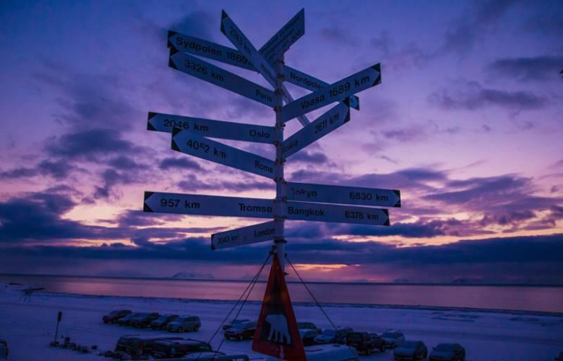 Основные строительные работы по созданию военной инфраструктуры в Арктике завершатся к концу текущего года