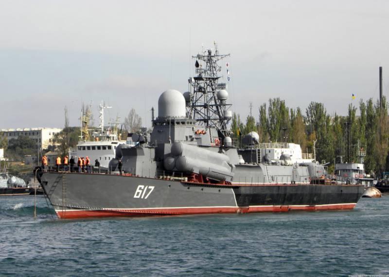 Дальние морские походы: МРК и килекторы вместо крейсеров