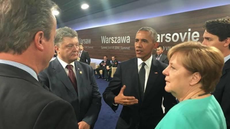 Лидеры «Большой пятёрки» договорились об условиях отмены антироссийских санкций