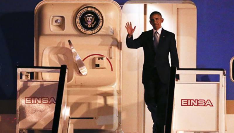 Обама: Америка не в состоянии решить в одиночку все мировые проблемы