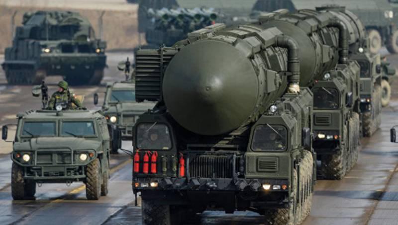 В России проходит боевая учёба ракетных войск стратегического назначения