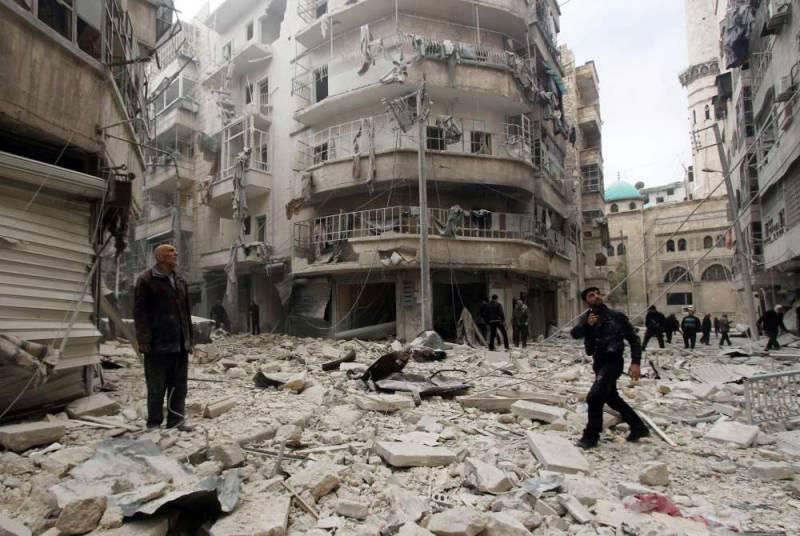СМИ: Сирийская армия пресекла попытку боевиков вырваться из окружения на севере Алеппо