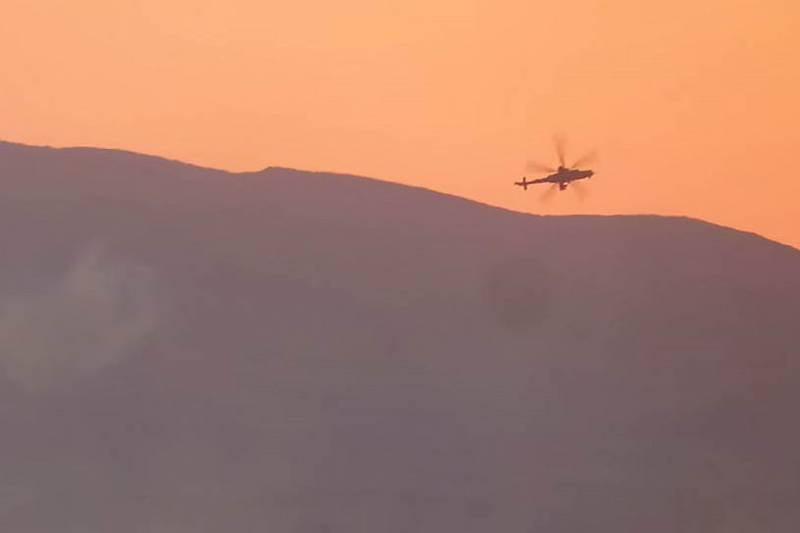 СМИ озвучили варианты операции возмездия ВС РФ в отношении сирийских боевиков, сбивших вертолёт с российским экипажем