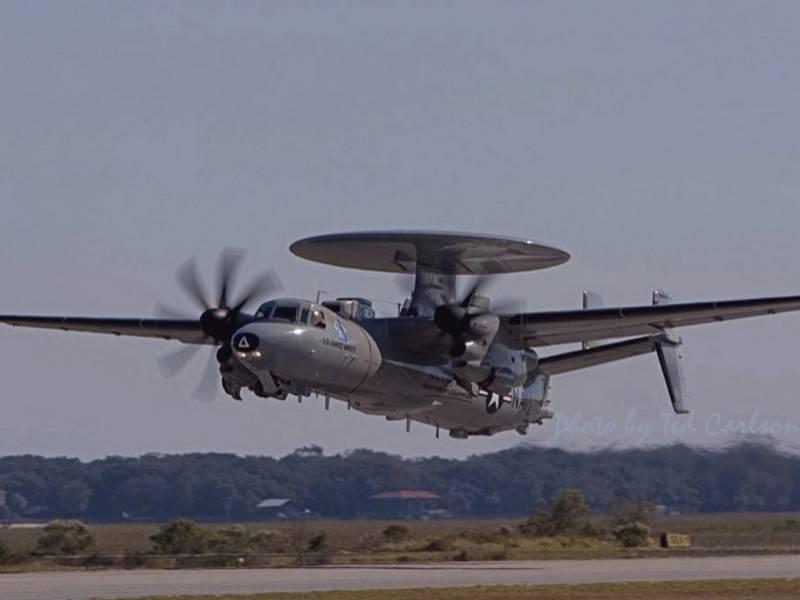 E-3 «Sentry» ОВВС НАТО «для борьбы с ИГИЛ» - очередная сказка Столтенберга. Милитаризация Болгарии и Румынии