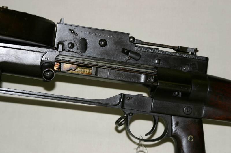 Пулеметы Beardmore-Farquhar (Великобритания)
