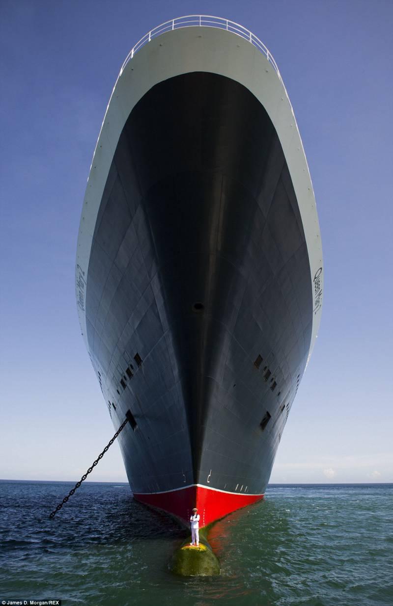 Величественная мощь кораблей