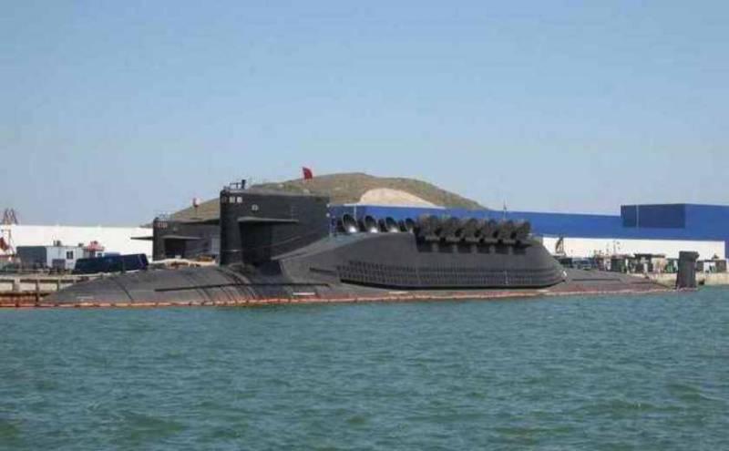 СМИ: подводный флот КНР скоро будет равен по численности американскому