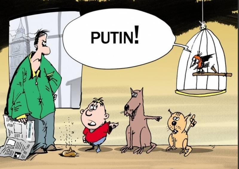 Украинский вирус «Гудвин», великий и ужасный