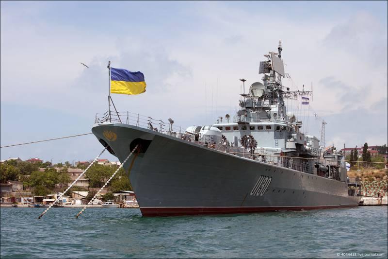 Бальбек: украинские корабли не готовы к манёврам Sea Breeze