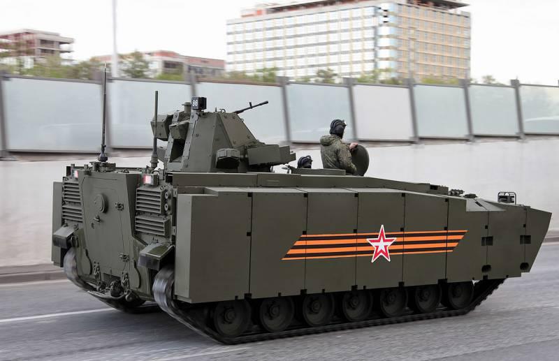 Медведь просыпается: Модернизация российской бронетехники