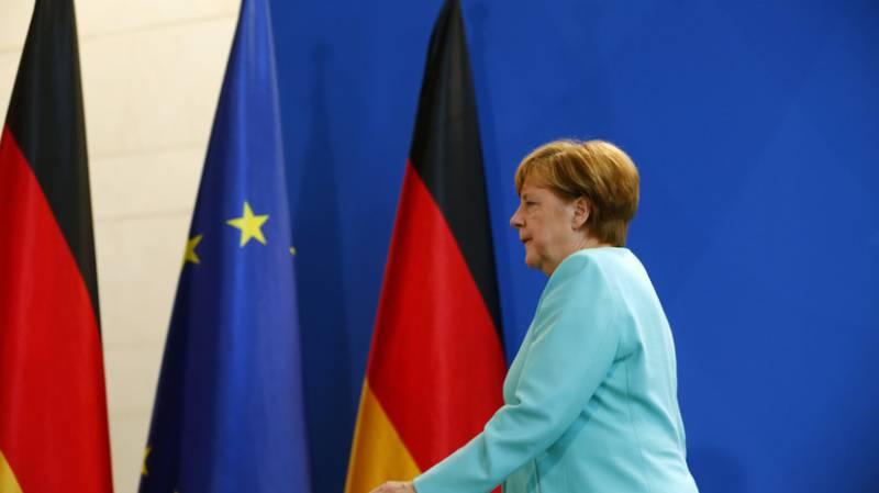 Ангела Меркель и её русские хотения