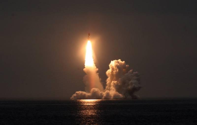 Начата разработка перспективной баллистической ракеты