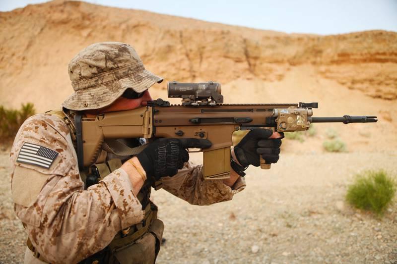 Новости программы перевооружения AIF (Франция): поиск замены для FAMAS подходит к концу