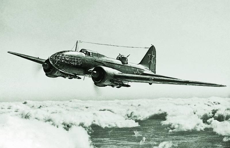 Борьба авиации Северного флота с вражескими морскими коммуникациями